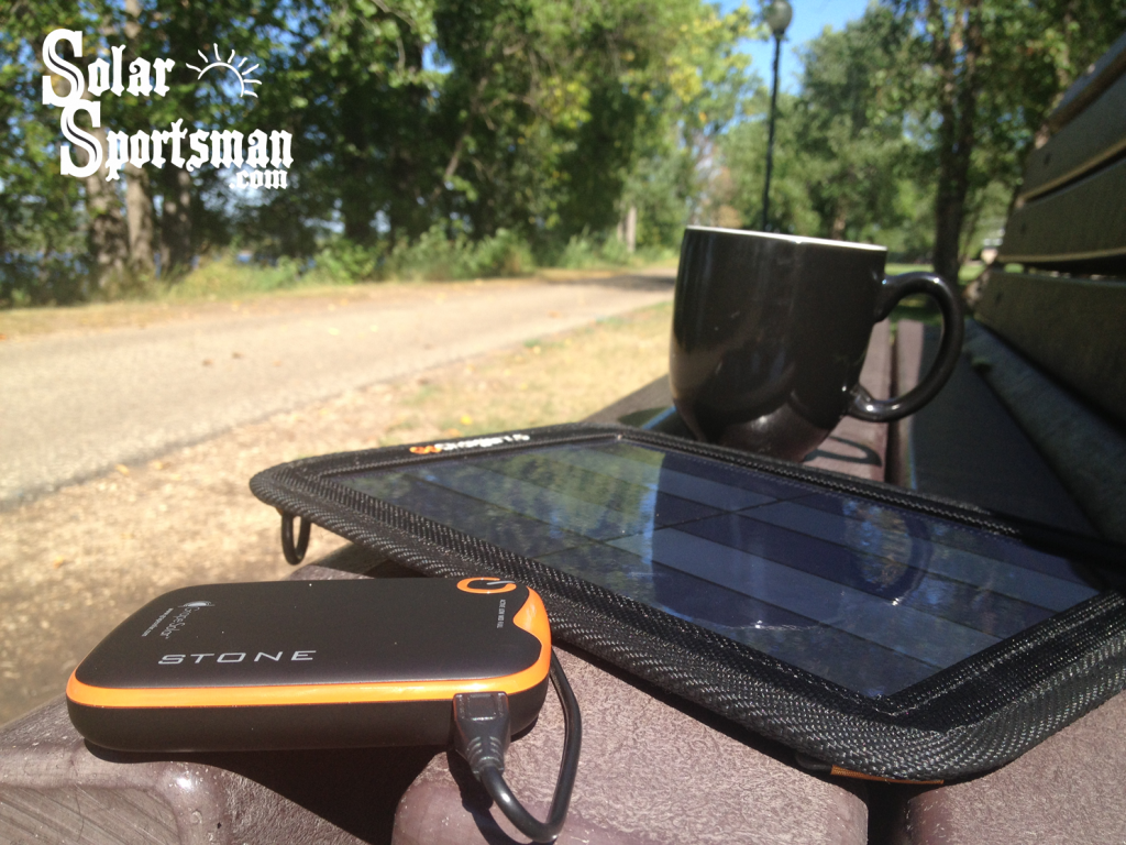 USB & Solar Compatible Charging Systems