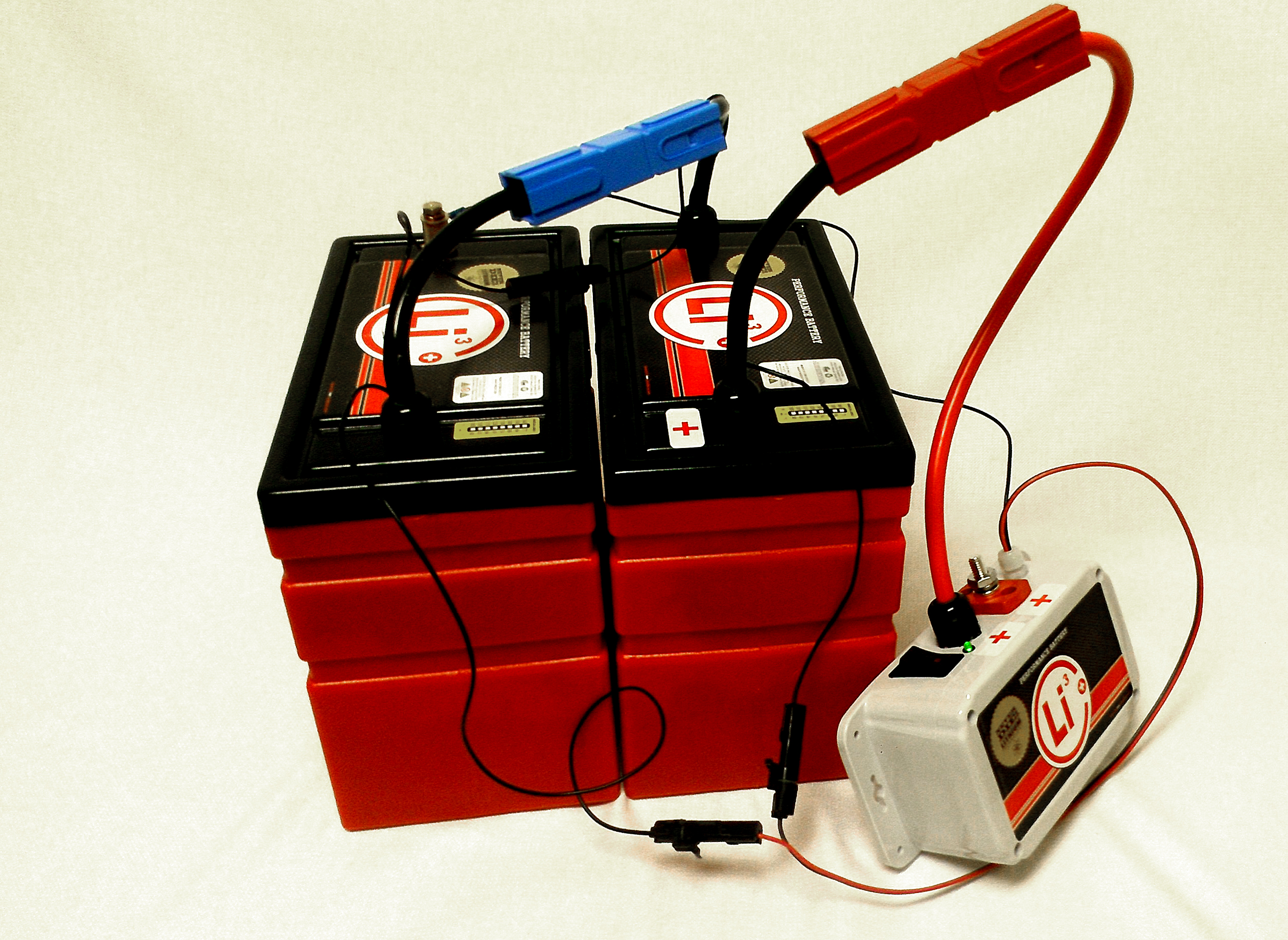 Lithium Trolling Motor Battery Systems